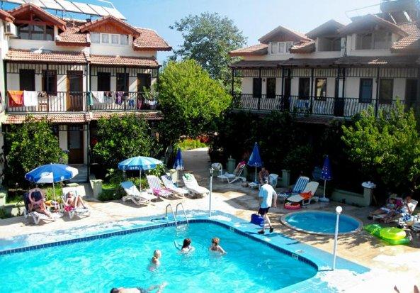 Appartement Villa Özalp